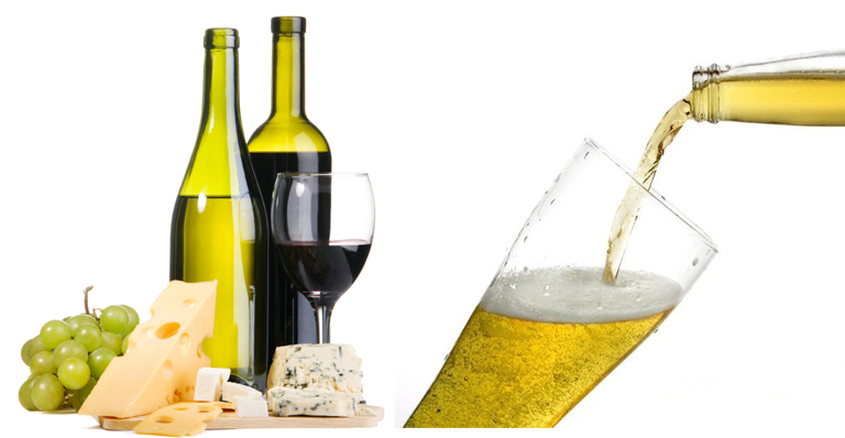 Enjoy wine & cheese at the Buckeye Lake Winery on August 19th or beer & pub food at Woodlands Tavern on the 20th.